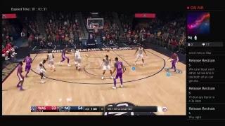 Chill Stream  Online Head 2 Head  NBA LIVE 18