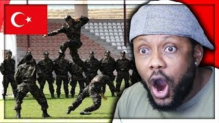 Tüyleri Diken Diken Eden Klip [JÖH - PÖH - SAT - SAS - JÖAK] ✔ TURKISH VIDEO REACTION!!!
