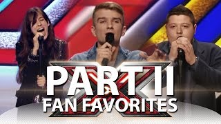 Fan Favorites: People Who Conquered X-Factor | Part 2