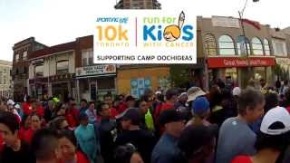 Sporting Life 10k 2013 - Race Review