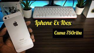 Review Iphone 5s Ibox 750 Ribu