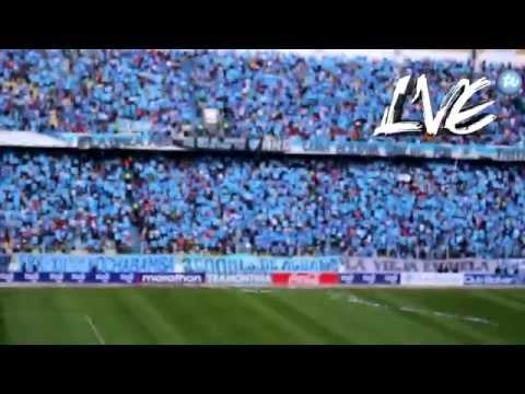 """BOLIVAR vs the strongest 1 de marzo 2015 clasico paceño"" Barra: La Vieja Escuela • Club: Bolívar"