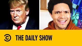 Trump's Election Defence Fund Could Go Straight To Him | The Daily Show With Trevor Noah