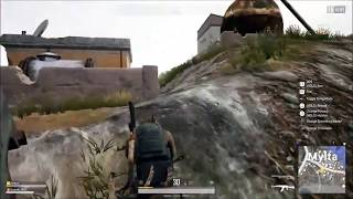 Playing PUBG PS4 With A Friend