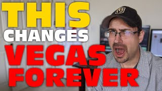 """If this is TRUE About the """"new"""" Vegas... Just WOW."""
