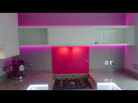 Cutting edge custom kitchen design