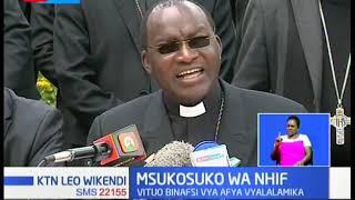 Msukosuko wa NHIF : Vituo binafsi vyalalamika malipo ya NHIF yanacheleweshwa sana