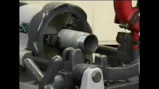 Video Máy ren ống