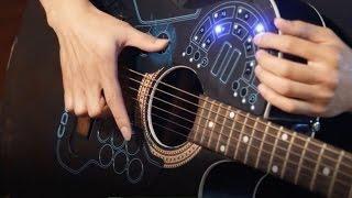Игра на гитаре на новом уровне. ACPAD