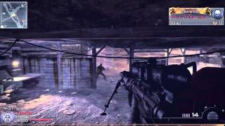 FaZe Kross - Free For All Sniper Montage - Modern Warfare 2
