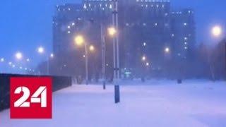 """""""Погода 24"""": Дальний Восток атаковали циклоны - Россия 24"""