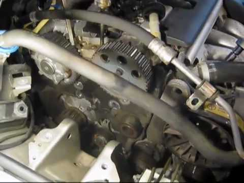 Фото к видео: MG 48 - Volvo S40 Timing Belt Replacement