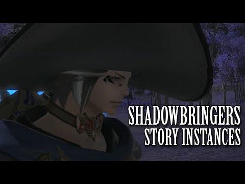 FFXIV OST Shadowbringers Story Mission Theme ( High Treason  )
