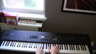 Heat Wave Piano Lesson