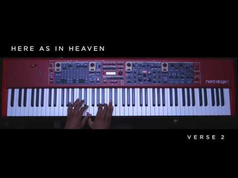 Here As In Heaven | Official Keys Tutorial | Elevation Worship