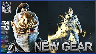 For Honor - Unboxing NEW Shinobi Gear + Season 8 Duels!