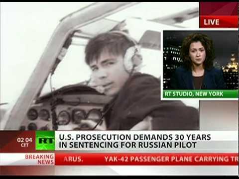 , title : '20 year sentence for Yaroshenko'