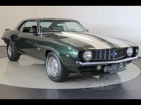 1969 Chevrolet Camaro for Sale - CC-1057877