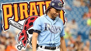 Pittsburgh Pirates Trade For Chris Archer! Tampa Bay Rays Get Tyler Glasnow And Austin Meadows!