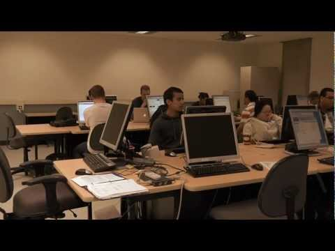 Step inside the Digital Media and IT program