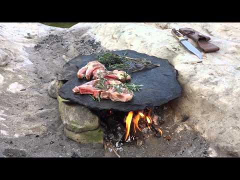 Hot Stone BBQ with Gabriel Arendt - Steinplatten Grill