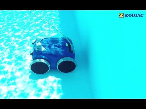 Guide d'installation d'un robot de piscine Zodiac Vortex - Gamme RV