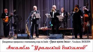 Ансамбль «Уральский диксиленд»: Концертная программа к чемпионату мира по дзюдо «Яркие краски джаза»