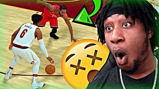RARE ANKLE BREAKER ANIMATION ON A PURE LOCKDOWN! BIGGEST GAME OF THE YEAR! - NBA 2K19 MyCAREER CFG1
