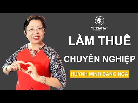 Làm Thuê Chuyên Nghiệp - Ms. Huỳnh Minh Băng Nga