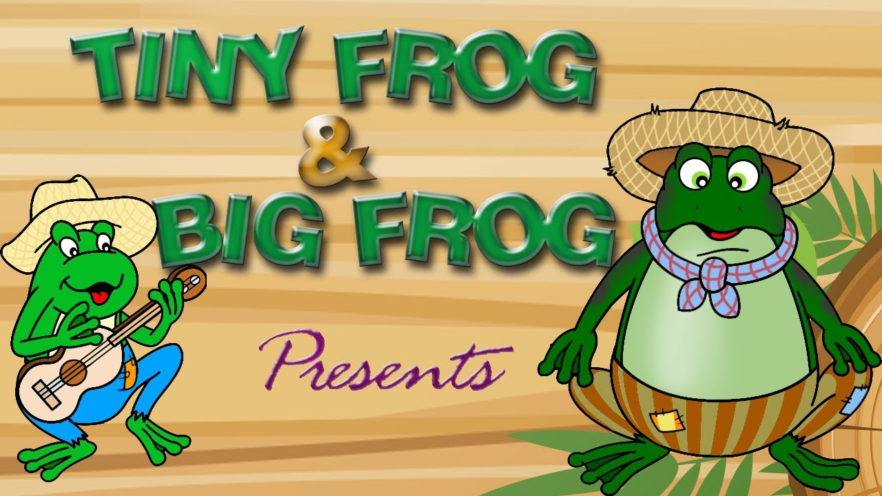 TINY FROG & BIG FROG PRESENTS - ROCAMBOLE & CLOTHILD NELORY