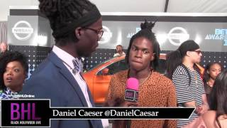 R&B and Soul singer Daniel Caeser reveals he will be releasing a new project soon