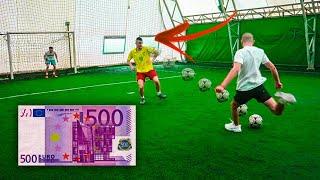 IGRAMO 1 NA 1 u 500 EURA ! (NAJJACI KLIP NA BALKANU)