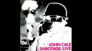 John Cale - Sabotage/Live (Full Album) (1979)