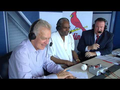 Bob Gibson on his chemistry with Tim McCarver