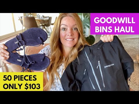 , title : 'Which One Sold For $69 In 1 Day? Goodwill Bins Thrift Haul! Los Angeles Thrifting