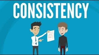 The Consistency Principle - The Six Principles of Influence