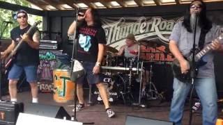 Low Class Trash - Breakin' The Law - Judas Priest - Thunder Road Bike Fest, Hagerstown, MD