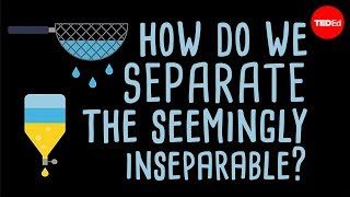 分離できなさそうに見えるものを分離する方法? ― イドー・メイゲン