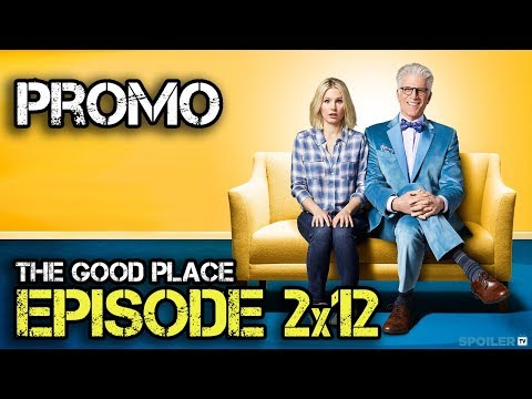 The Good Place 2.12 Preview