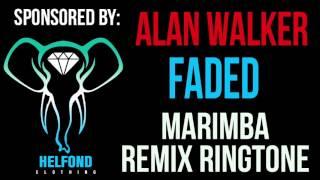 Alan Walker Faded Marimba Remix Ringtone and Alert