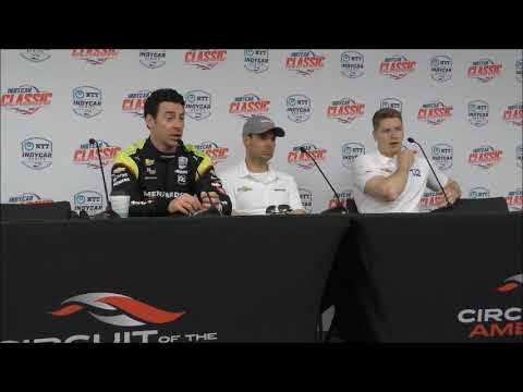 2019 IndyCar at COTA - Team Penske Q&A