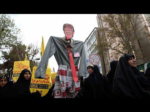 Ιράν: Ο αντιαμερικανισμός στο κόκκινο 40 χρόνια μετά την «κρίση των ομήρων»…