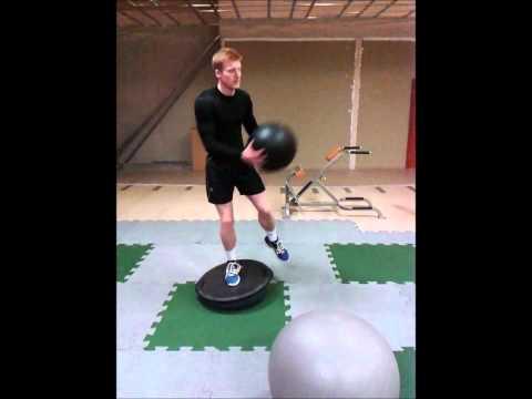 Jak szybko przywrócić rozciągając mięśnie ud