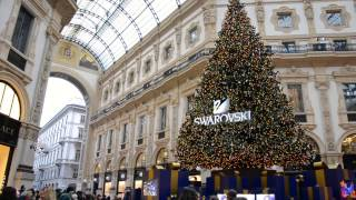 Natale in Galleria, Milano
