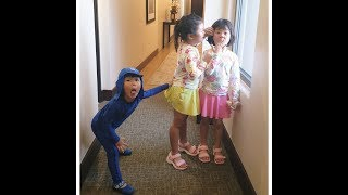 Sian Lee and Family Go To Hawaii FMV The Return Of Superman