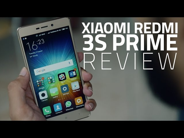 Xiaomi Redmi 3S Prime Review in 5 Points | NDTV Gadgets360 com