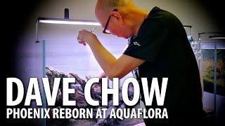 Dave Chow z wizytą w Aquaflora.