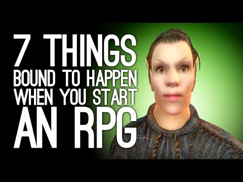 7 Things Bound to Happen Every Time You Start an RPG: Commenter Edition