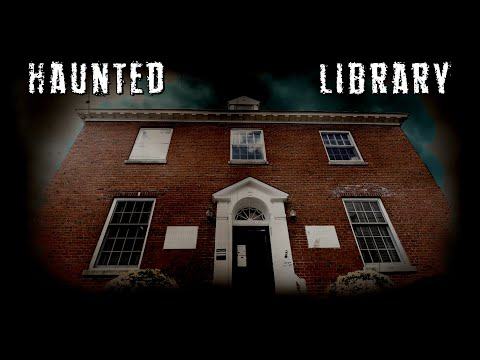 The Most Haunted Library In North Carolina