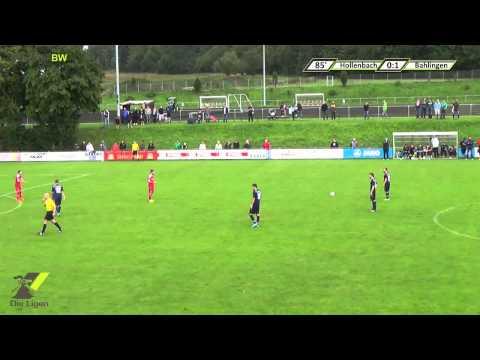 2. Spieltag 14/15: FSV Hollenbach - Bahlinger SC